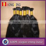 Natural Colour Human Hair Bulk Beauty Supply