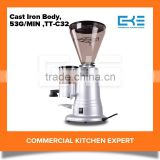 Coffee Grinder Motor Mini Cast Iron Manual Electric Ceramic Espresso Burr Coffee Grinder For Sale