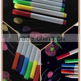 Multicolor Highlighter Fluorescent Chalk Marker Pen for LED Writing Board