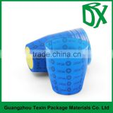 china shrink label manufacturer pvc shrink sleeve aluminium foil heat seal plastic bottle cap heat seal lids