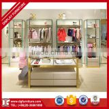 Retail garment shop 3d max baby clothes store interior design