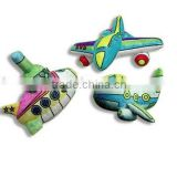 Plane series toy(Toys for Painting,diy toy,Littler painter,dupont paint toy,educational toy)
