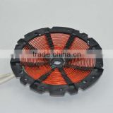 JAVA high quality induction heating coil space winding coil