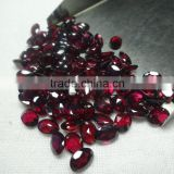 Natural Garnet Gemstone for Ring Earring Pendant Necklace wire wrap bracelet