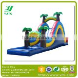 2016 Outdoor Commercial Used Inflatable Water Slide For Sale