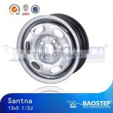 BAOSTEP High Rockwell Hardness Bv Certified Wheel Rims For Mercedes
