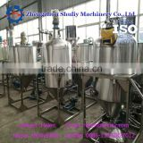 High quality crude oil refinery equipment Palm oil refinery machine Edible oil refinery machinery with low