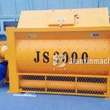 Competitive Price JS3000 Concrete Mixer Js3000 Forced Type Twin Horizontal Shafts Automatic Cement Concrete Mixer Made I