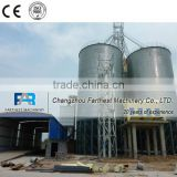 10000 Ton Hot Sale Galvanized Grain Wheat Storage Silo