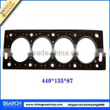 0209-L3 auto engine parts cylinder head gasket for Peugeot 405