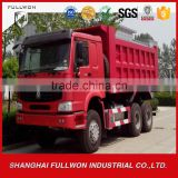 HOWO tipper truck used dump truck with good prices