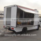 mobile dinner furniture food diner for sale with ce certificate