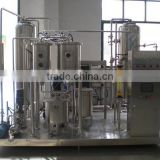 Water Syrup CO2 Mixer