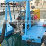 River used sand suction dredge pump