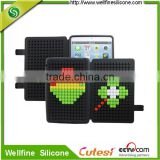 Unbreakable protective silicone case for 7.85 inch tablet pc