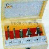 Tungsten carbide router bit--5pcs-set router bit-C (0793)