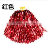 High quality handmade sport kit colorful Cheerleader pom poms BB002