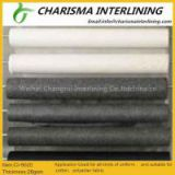 Eco-Friendly China Professional Factory Made Non Woven Fusible Interlining 100% Dacron interlining 9020