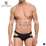 Good Quality Sexy Underwear Men Penis Picture Women Nylon Full Boys Wearing Panty Brief
