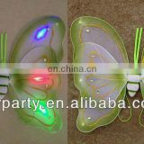 LAS-0216G Butterfly fairy wings with LED light