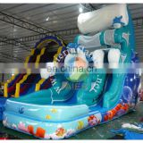 inflatable slide wave bouncer castle giraffe trade show inflatables DEAL dubai