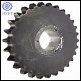 120R28 Roller Chain Sprocket, Single Strand, Split Taper