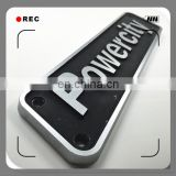 Customized 3D Car Chrome Badge Emblem