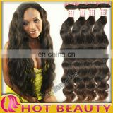 100% Huamn Hair Extension,Unprocessed Brazilian Hair