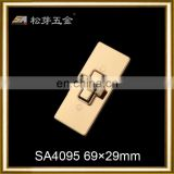 High quality metal locks for briefcase small metal boxes with lock lock