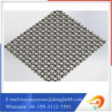 Crimped Galvanized Woven Square Stainless Steel Crimped Wire Mesh Seller