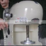 hand operated ice shaving machine / manual ice shaving machine