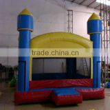 Commercial inflatable with free blower jumping bouncer castle inflatable games for kids