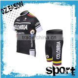 High quality latest design black cycling jersey manufacturer                                                                                                         Supplier's Choice