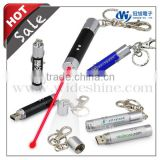 Custom keychain usb rechargeable laser pointer pen free samples new quality gadget products for wholesale