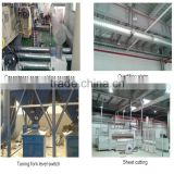 China Factory Cement Mill Ash Silo Single Impulse Dust Collector Filter Single Pulse Dust Collector