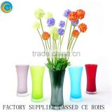 Exported to United States frosted glass vases for home decor geometric glass terrarium wholesale