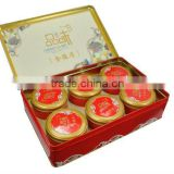 Dongguan large gift tin box set manufacturer