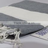Wholesale Turkish towel 100% Tunisian Cotton Fouta Peshtemal