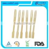 High quality disposable bamboo fork bamboo stick                                                                         Quality Choice
