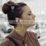 Competitive in-ear mini china bluetooth headset price, CSR chip, 4.0 version CVC6.0 noise cancelling