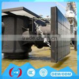 Black uhmw-pe plastic Marine fender panels/black plastic wall panels/transparent plastic panels