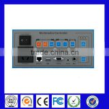 GK-500 smart multimedia central control system Multimedia av central controller home automation controller to connect projector