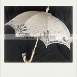 custom made party decorations bamboo umbrella