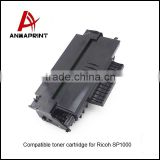 Anmaprint Cartridges SP1000 laser toner cartridge for Ricoh SP1000S/FAX1140L/FAX1180L compatible toner cartridges
