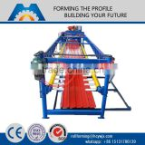 automatic steel sheet manual/ hydraulic stacker