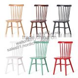 replica solid beech wood black/Nature Color IRONICA salt chair, Windsor Chair wholesale                                                                         Quality Choice
