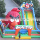 Funny kids inflatable amusement park , giant inflatable amusement park                                                                         Quality Choice