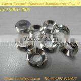 high precision aluminum cap