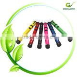 Newest&Hottest One Piece E-cig with 2000mah Rechargeable Case Fashion Design from Green Vaper