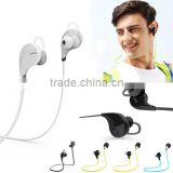 Original new QCY QY7 Wireless Bluetooth 4.1 Stereo Earphone Fashion Sport Running Headphone Studio Music Headset with Microphone